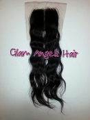 "Brazilian Body Wave 16"" closure"